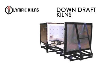 Olympic Down Draft Kilns