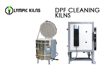 Olympic DPF Thermal Cleaning Kilns