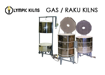 Olympic Gas / Raku Kilns