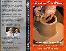 Out of the Fire Studio Instructional Pottery DVD