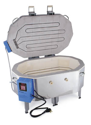 Ovation-10 Digital Glass Kiln
