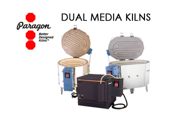 Paragon Dual Media Kilns
