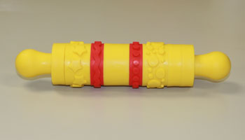 PC-U162143 Combined Rubber Patterned Roller