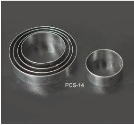 PCS14 Circle Cutter Set - 5 pieces
