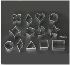 PCS25 Shapes Cutter Set - 13 pieces