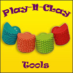 Play-N-Clay Tools
