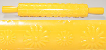 Clay Texture Roller Sunflower