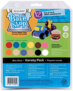 Super Bake Shop Variety Pack
