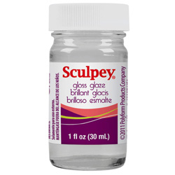 Sculpey Glaze Gloss 1oz