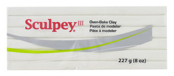 Sculpey III 8oz White
