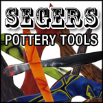 Segers Pottery Tools