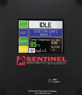 Sentinel Smart Touch Control