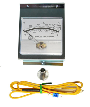 Skutt Analog Pyrometer Package