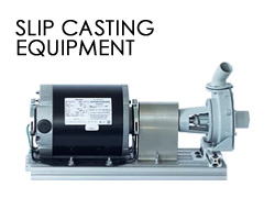 Slip Casting Equipment