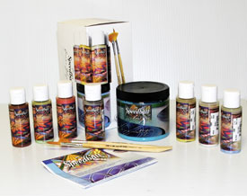 Speedball Glaze Kit