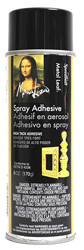 Speedball Metal Leaf Spray Adhesive 6oz.