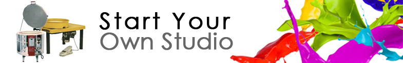 Start Your Own Studio Packages