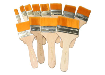 TD0376 12 pc Brush Set