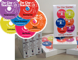 The Clay Teacher 6 DVD Box Set