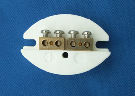 Type K Thermocouple Block