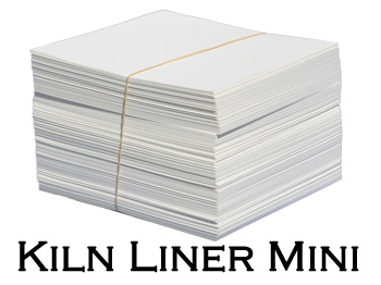 Kiln Liner Mini Shelf Paper