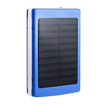 USB Solar Charger Battery Bank