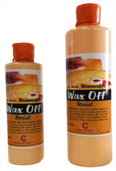 Wax Off - Wax resist