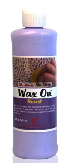 Wax On Resist
