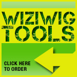 Shop the new line of WIZIWIG potter's tools