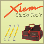 Xiem Studio Pottery Tools - Click Here