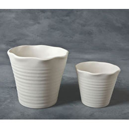 Mayco Mold CD1045 3.75 inch Flower Pot