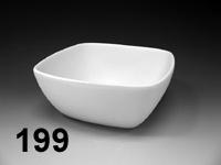 Square Serving Bowl