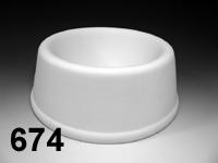 Lg. Traditional Pet Bowl