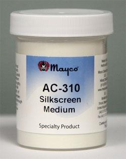 Mayco Designer Silkscreen AC-310 Silkscreen Medium