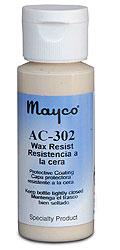 Mayco Wax Resist