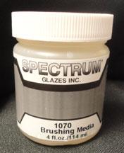 Spectrum Brushing Media