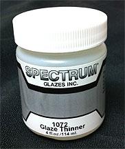 Spectrum Glaze Thinner