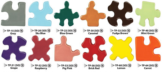 Teacher's Palette Class Pack