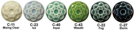 Celadon Class Pack #1