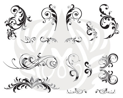 Mayco Designer Silkscreen DSS-103 Flourishes