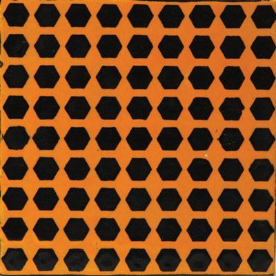 Mayco Designer Stencil SL-439 Hexagons