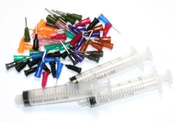 3 10ml Syringe Applicator Set