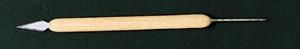 "#554  Needle/straight blade - 61/4"" long"