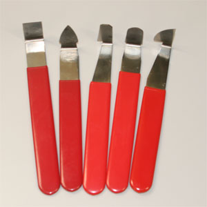 5pc Combination Carving Tool Set