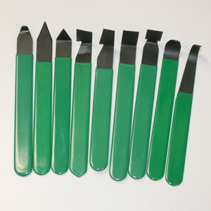 9pc Combination Carving Tool Set