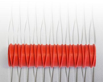 AR04 Modern Weave Clay Pattern Roller