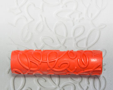 AR05 Doodles Clay Pattern Roller