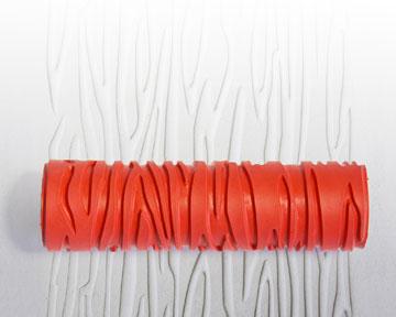 AR08 Woodgrain Clay Pattern Roller