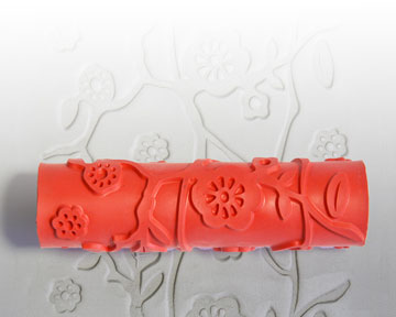 AR20 Plum Blossom Clay Pattern Roller