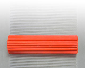 AR24 Horizontal Lines Clay Pattern Roller